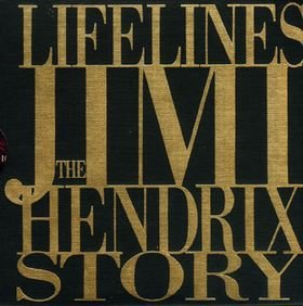 Lifelines: The Jimi Hendrix Story artwork
