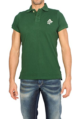 abercrombie-fitch-mens-polos-muscle-fit-green-l