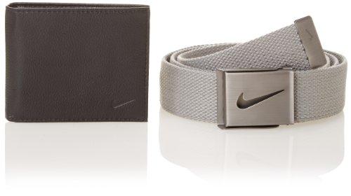 凑单品:NIKE 耐克  Web Belt/Wallet Combo 钱包+腰带套装