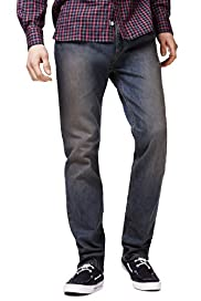 Blue Harbour Tapered Leg Stormwear™ Denim Jeans