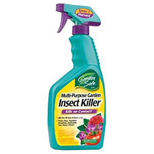 Best Mosquito Killer Tool Garden Safe Multi Purpose Garden Insect Killer 24 Oz Ready To Use