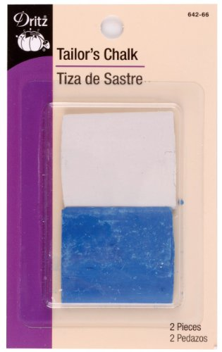 Best Prices! Dritz 2-Piece Tailor's Chalk