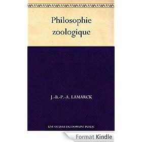 Philosophie zoologique