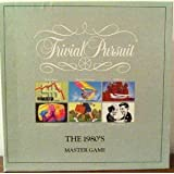 Trivial Pursuit - The 1980's Master Game