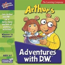 Arthur'S Adventures With D.W.