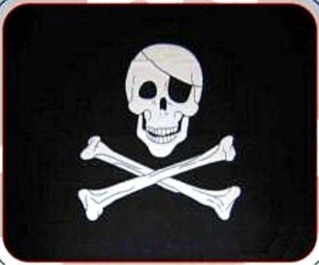 Skull Throw Blanket front-1077947