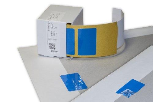 peha-Siegel-Etiketten-Sicherheitsetikett-40x20-mm-zum-Nachweis-von-Manipulationsversuchen-Rolle-a-50-Etiketten-in-Spendebox