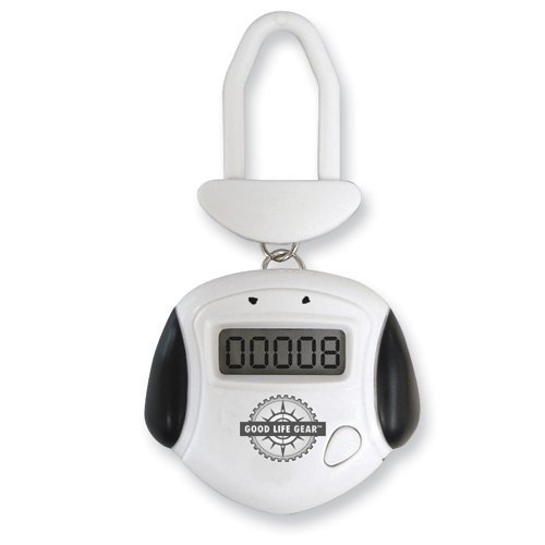 Cheap Black Pet Pedometer Perfect Christmas Gift Idea (B007LBYF70)