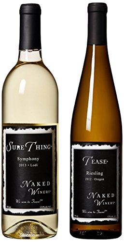 Naked Winery Sweetest Thing Bundle Mixed Pack, 2 X 750 Ml