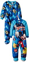 Mickey Mouse Boys 2-7 Twofor Blanket Sleeper