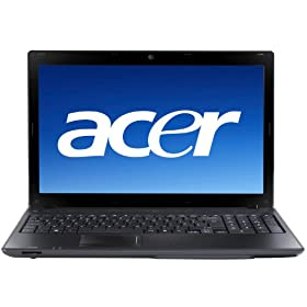 Acer AS5742-6475 15.6-Inch Laptop (Mesh Black)