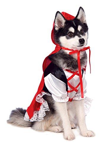 [Rubie's Red Riding Hood Dog Costume] (Halloween Costume Little Red Riding Hood)
