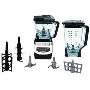 Amazon.com: Ninja Kitchen System 1100 - AS SEEN ON T.V ... Ninja Professional Blender 1100 Watts