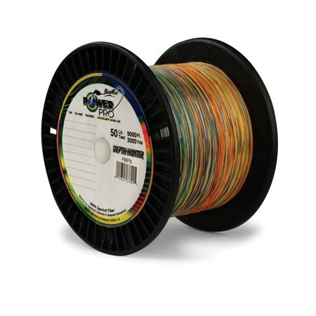 Power Pro 500 Yard Depth-Hunter Metered Line (30-Pound) (30 Lb Fishing Line compare prices)