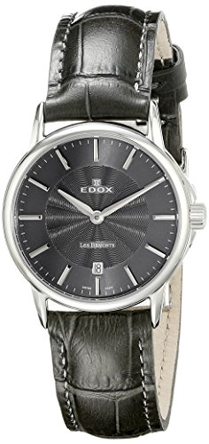 Edox Les Bémonts reloj mujer Les Bémonts 57001 3 GIN