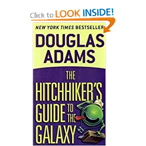 The Hitchhikers Guide To The Galaxy - Douglas Adams