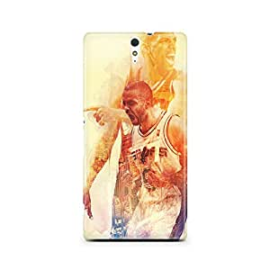 Motivatebox - Sony Xperia C5 Back Cover - SPYPS Basketball Polycarbonate 3D Hard case protective back cover. Premium Quality designer Printed 3D Matte finish hard case back cover.