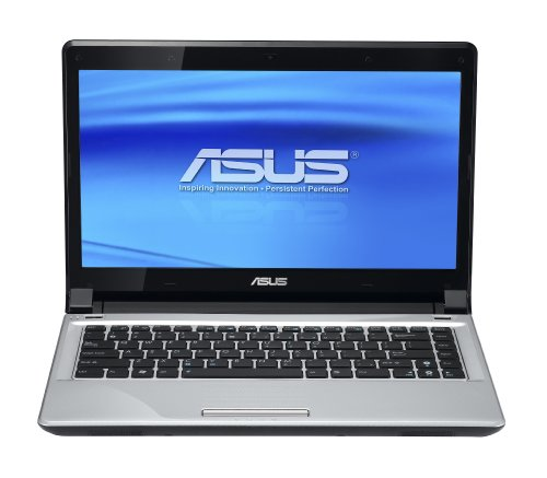 ASUS UL80Vt- A2 14-Inch Thin and Light Laptop (Silver)