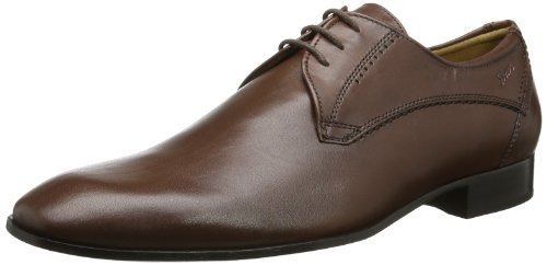 Sioux Unisex - Adult Boyd Derby Brown Braun (mocca) Size: 45