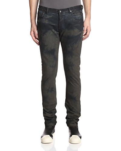 Rick Owens DRKSHDW Men's Detroit Cut Skinny Jeans