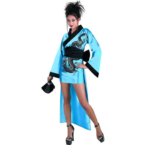 Dragon Geisha Costume - Teen XX-Large