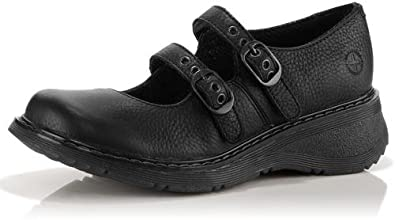 Dr. Martens Women's Candie Mary Jane Shoes,Black,UK5