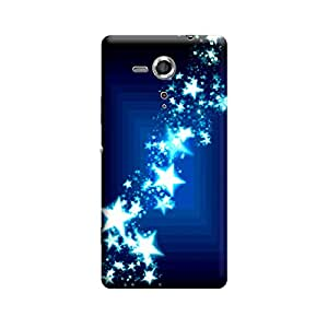 iShell Premium Printed Mobile Back Case Cover With Full protection For Sony Xperia SP (Designer Case)