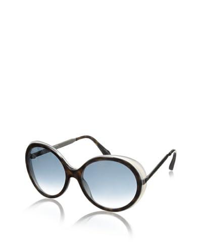 Carolina Herrera Women's SHN 003 Sunglasses, Havana