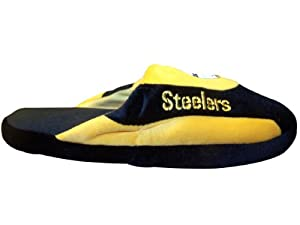 Happy Feet - Pittsburgh Steelers - Low Pro Slippers