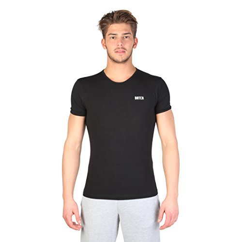 T-shirt Intimo Datch 07U1027_402 Nero