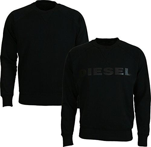 Diesel -  Felpa  - Uomo nero Large
