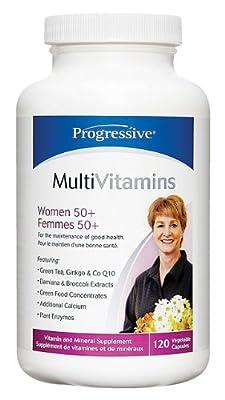 Mutivitamins For Women 50+