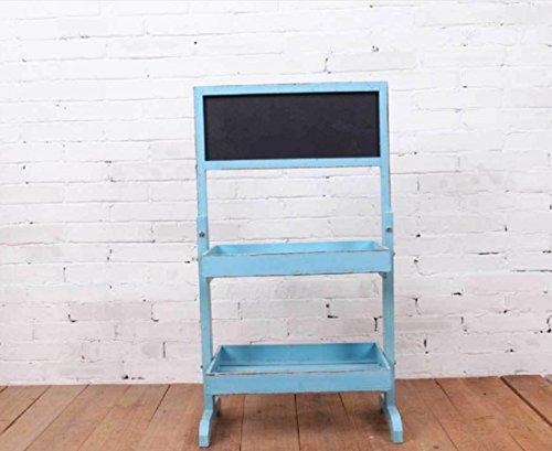 new-day-rural-mensola-a-due-piani-rack-lavagna-parete-tela-decorazione-negozio-barra-pubblicitaria-4