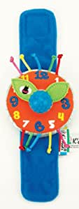 K's Kids K'S Kids Baby's First Watch, Multi Color