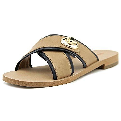 Coach Coral Women US 6 Blue Slides Sandal (Coach Slide Wedges compare prices)