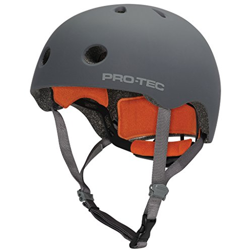 PROTEC-Original-City-Lite-Bike-Helmet-Matte-Grey-Small
