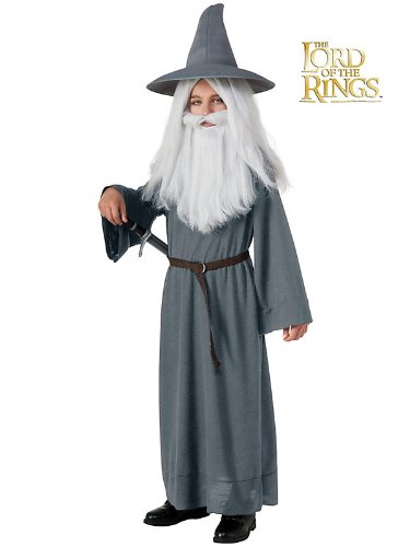 The Hobbit Gandalf The Grey Costume