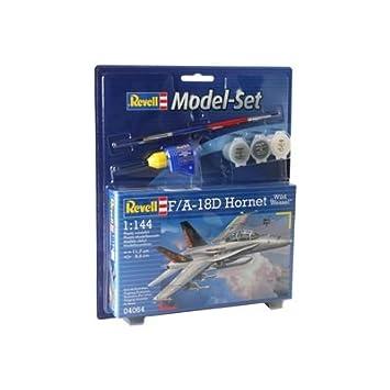 Revell - 64064 - Maquette - Model Set - F/A-18 D Wild Weasel