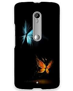 Motorola Moto X Play Back Cover Designer Hard Case Printed Cover