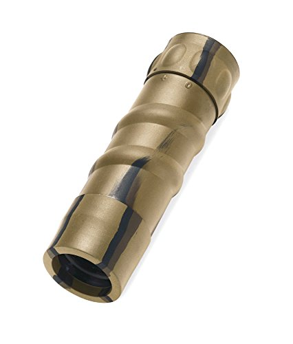 Tasco Essentials 10X25 Compact Roof Prism Monocular (Brown Camo)