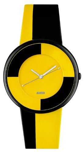 Alessi Luna AL8014 - Reloj unisex de cuarzo, correa de piel color varios colores