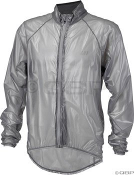 Buy Low Price Bellwether Monsoon Rain Jacket: Transluscent Gray; LG (B005J5BMUI)
