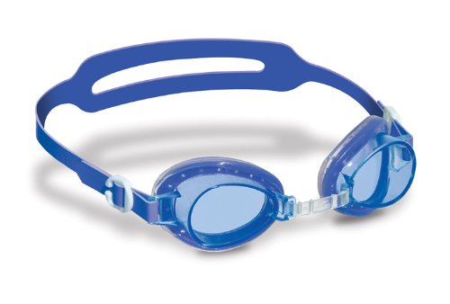 Swimline Aruba Swim Goggle with Case (Kids Size) Colors may Vary(Pink or Blue)