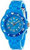 ICE-Watch - Montre Mixte - Quartz Analogique - Ice-Solid - Blue - Small - Cadran Bleu - Bracelet Plastique Bleu - SD.BE.S.P.12