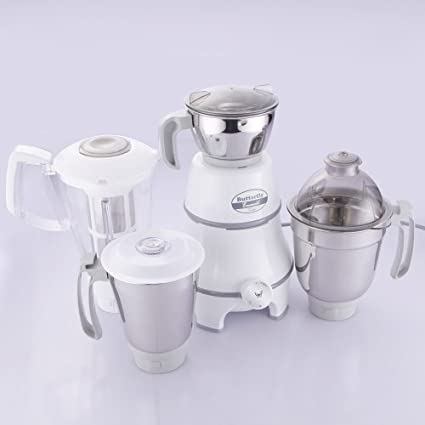 Butterfly Emerald Value 4 Jar 750W Juicer Mixer Grinder