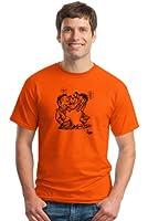 Keep On Truckin' Apparel, I Perceive You, Mens Cotton T-Shirt, an R. Crumb image