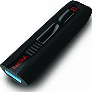 SanDisk Extreme 64 GB USB 3.0 Flash Drive up to 190 MB/s SDCZ80-064G-X46
