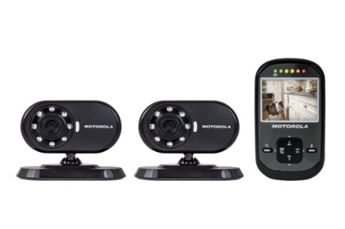 Motorola Pet Scout500-2 Remote Wireless Pet Monitor