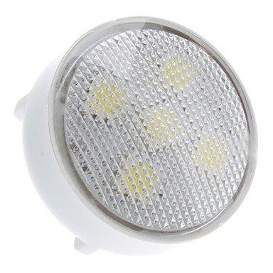1 W Mr11 Lm 70-100 6000-6500 - K Natural White Led Ball Bubble (220 V)