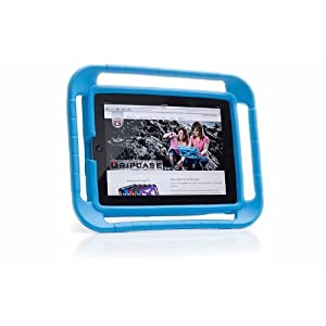 GRIPCASE FOR iPad 2nd & 3rd Generation - BLUE